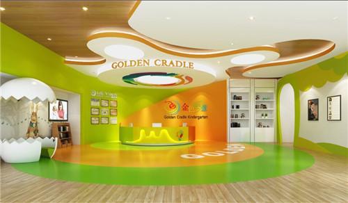 高端幼儿园加盟品牌--金色摇篮认为投资有风险,入行需谨慎.