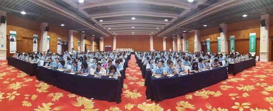 做好老师,培养好学生——安特思库第七届全国教师培训会